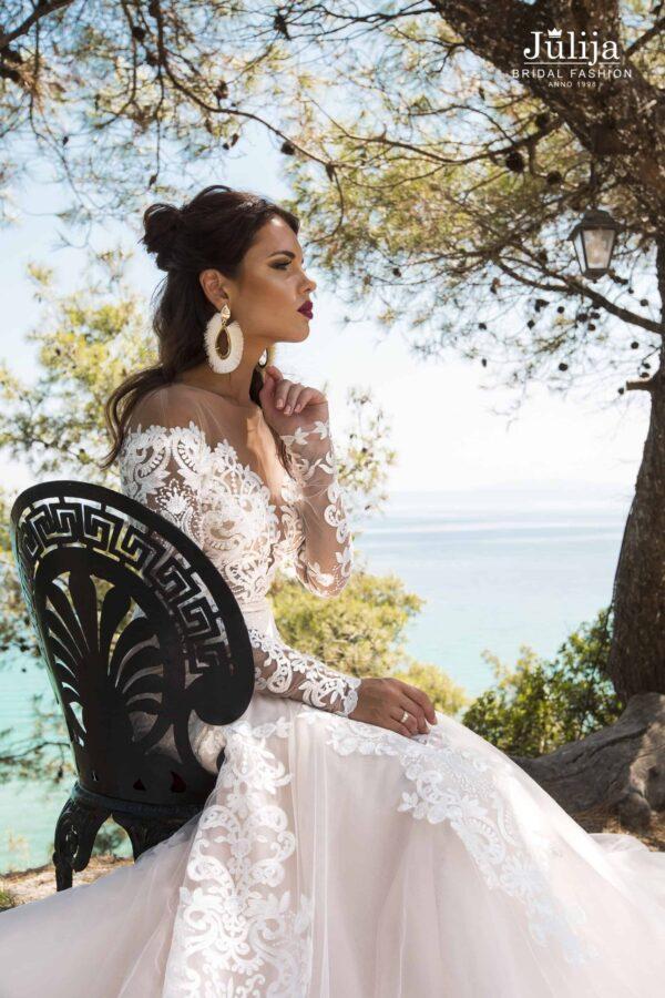 Labākās kāzu kleitas 2019