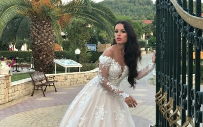 Wedding dresses 2020 New collection shoot in Greece