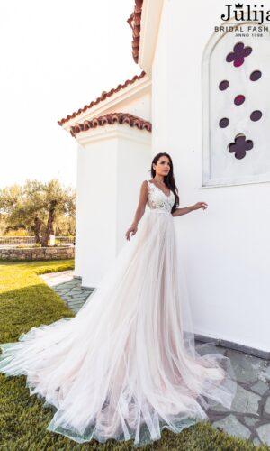 Grieķu kāzu kleitas