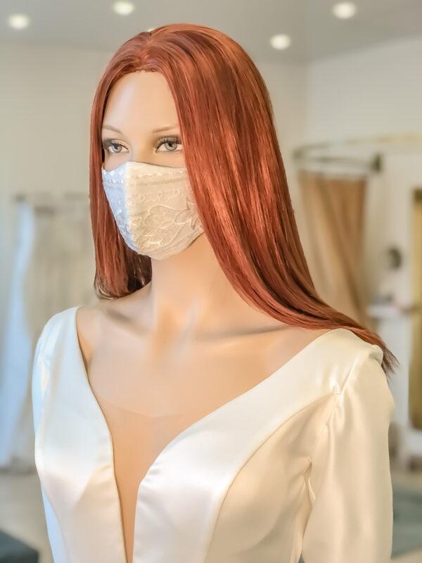 Sejas maskas līgavām.