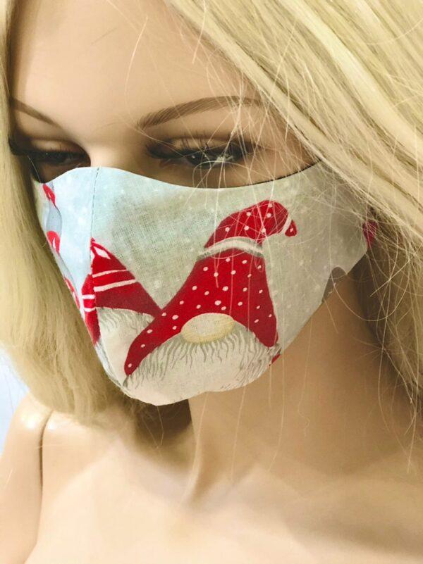Colored masks, new year masks